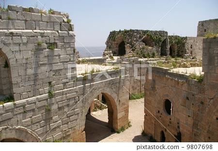 堡壘 殘骸 廢墟 9807698