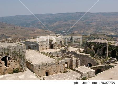 堡壘 殘骸 廢墟 9807739