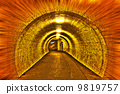 The Tunnel Artistic Design Premium Photo 9819757