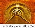 The Tunnel Artistic Design Premium Photo 9819757