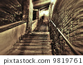 The Stairs Artistic Design Premium Photo 9819761