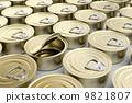 保护 铝 罐子 9821807