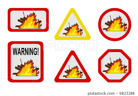 Dangers of Nature - conflagration, wildfire 9823288