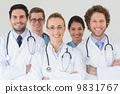 colleague, doctor, medical 9831767