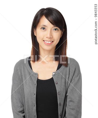 Asian woman 9843353