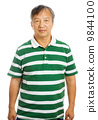 Senior asian man 9844100