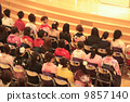 Female college students who graduate from graduation ceremony 9857140
