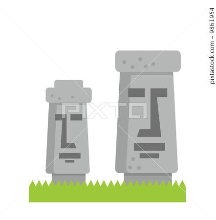 Moai 9861954