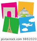 สถานที่ท่องเที่ยวของฝรั่งเศส 9862020