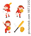 softball, sport, person 9872105