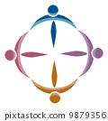 企业 同伴 公司 9879356