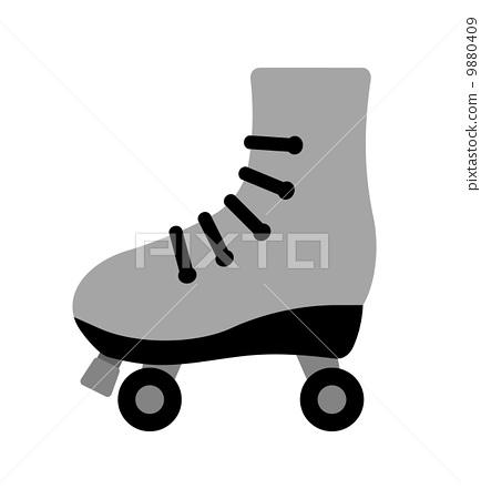 Roller skating shoes 9880409