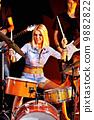 band, drum, drummer 9882822