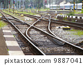 Railway station 9887041