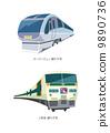 限量快遞Odoriko 2車型 9890736