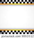 flag taxi racing 9892012