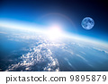 backgrounds, cloud, earth 9895879