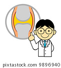 knee, joint, gents 9896940