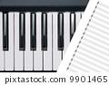 钥匙 键盘 音乐 9901465