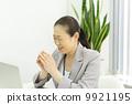 ธุรกิจหญิงทำงาน 9921195
