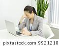 ธุรกิจหญิงทำงาน 9921218