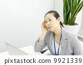 ธุรกิจหญิงทำงาน 9921339