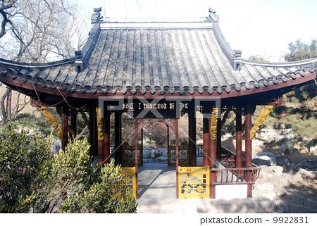 Beijing Taoranting Park--Drunk Weng Pavilion 9922831