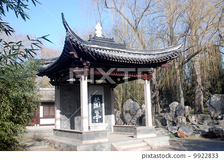 北京陶然亭公园--兰亭 9922833