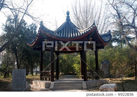 北京陶然亭公園--獨醒亭 9922836