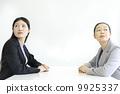 工作的女商人 9925337
