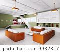 room, living, modern 9932317