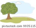 ต้นไม้,ท้องฟ้า,เนินเขา 9935115