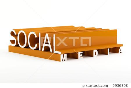 Social media 9936898