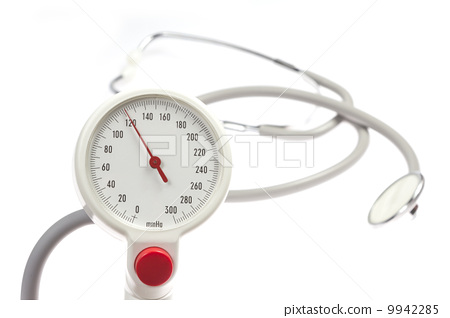 blood pressure manometer and stethoscope 9942285