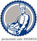 baker, loaf, cook 9958809