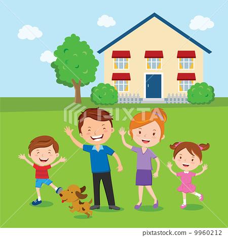 Happy family 9960212