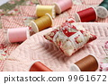 手工藝品 花布拼縫物 針線活 9961672