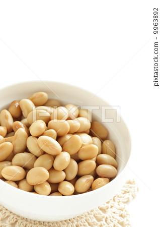 Boil soybean 9963892