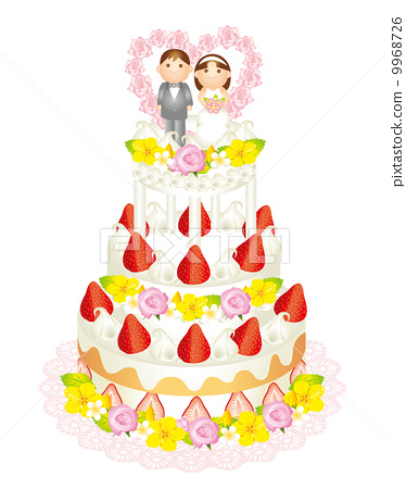 Wedding cake 9968726