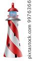 燈塔 向量 向量圖 9976366