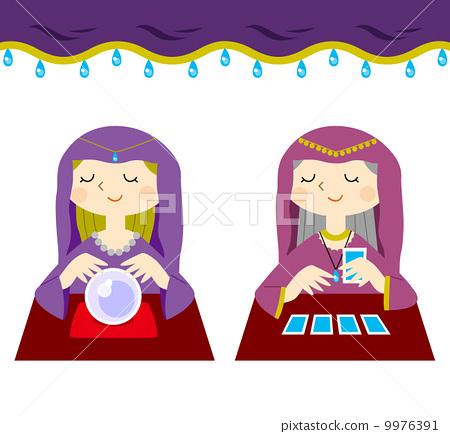 fortune teller 9976391