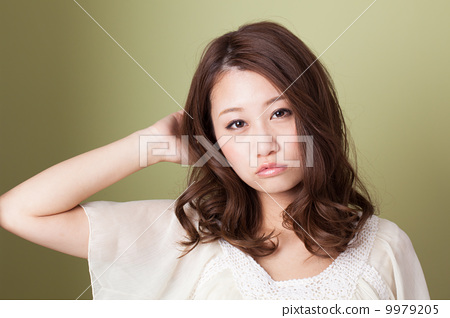 살롱 모델 9979205