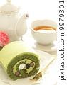 日式風格 夾心蛋糕 果凍卷 9979301