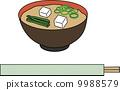 miso soup 9988579