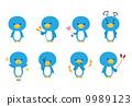 企鵝動物構成面部表情集 9989123