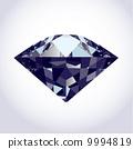 diamond, jewel, white 9994819