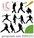 Baseball Players 9995252
