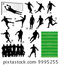 Soccer Players 9995255