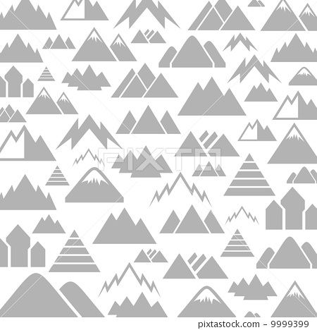 Mountain a background 9999399