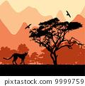 wild african animals 9999759